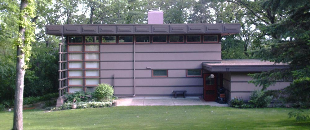 Tournatalk research on the tournalayer for Frank lloyd wright modular homes